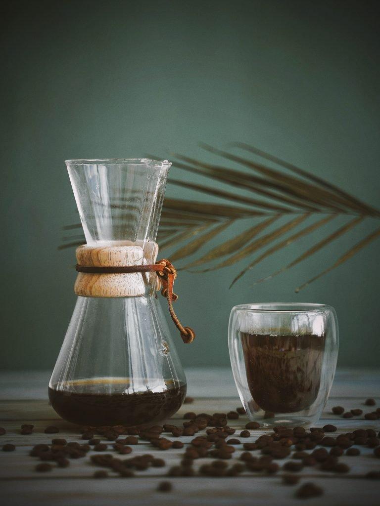 Chemex visual coffee