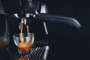 Dialling an espresso shot at home is great